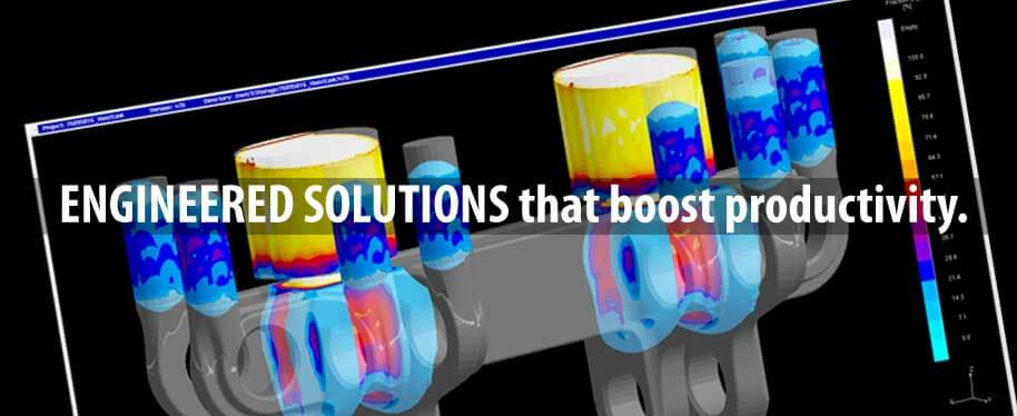 Engineered wear part solutions from Columbia Steel